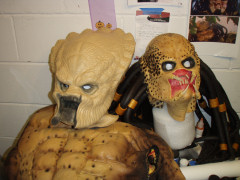 The Mask & Todd Murrayu0027s Predator Costume